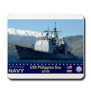 USS Philippine Sea CG 58 Guided Missile Cruiser : USA NAVY PRIDE