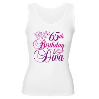 65Th Birthday Tank Tops  Buy 65Th Birthday Tanks Online  Funny