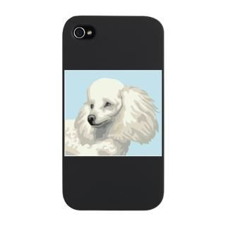 Standard Poodle iPhone Snap Case