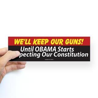 Gun Owners Of America Stickers  Car Bumper Stickers, Decals