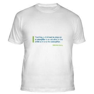 Teach Kind Fitted T Shirt