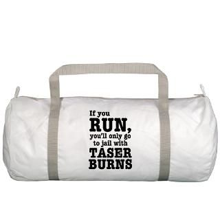 Air Force Gifts  Air Force Bags  If you Run, Youll Only Go To