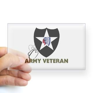 2Nd Infantry Division Stickers  Car Bumper Stickers, Decals