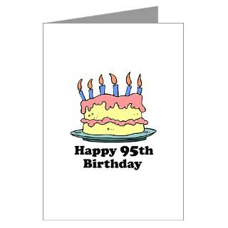 Happy 95Th Birthday Greeting Cards  Buy Happy 95Th Birthday Cards