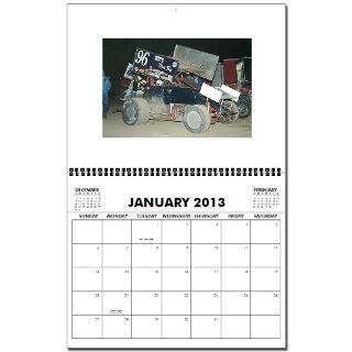 96 Gifts  96 Home Office  96 Smokin Joe Racing Wall Calendar