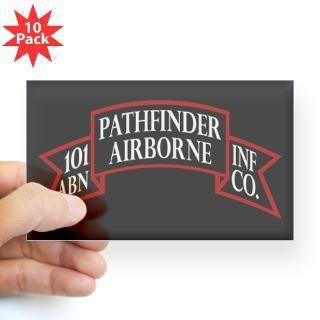 101St Airborne Ranger Stickers  Car Bumper Stickers, Decals