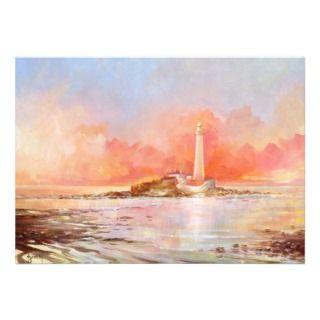 St Marys Lighthouse Invitation