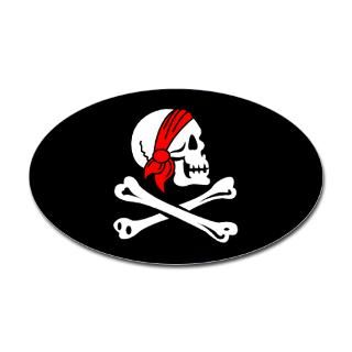 Jolly Roger Stickers  Jolly Roger Bumper Stickers –