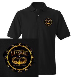 Air Assault Polo Shirt Designs  Air Assault Polos