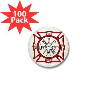 fire department maltese cross 2 25 button 100 pa $ 109 98