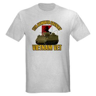11Th Armored Cavalry Regiment T Shirts  11Th Armored Cavalry Regiment