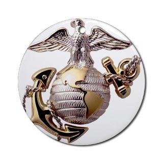 Marine Corps Logo Christmas Ornaments  Unique Designs