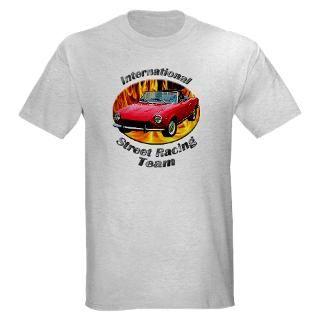 Fiat 124 Spider T Shirt