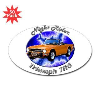 Triumph TR6 Decal for $140.00