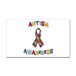 Die cut autism puzzle piece removable Sticker by ArtZcars