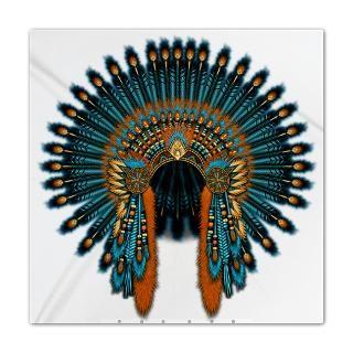 American Indian Gifts > American Indian Bedroom > Native War Bonnet
