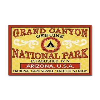 Grand Canyon Stickers  Car Bumper Stickers, Decals