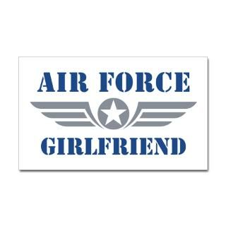 Air Force Logo Stickers  Car Bumper Stickers, Decals