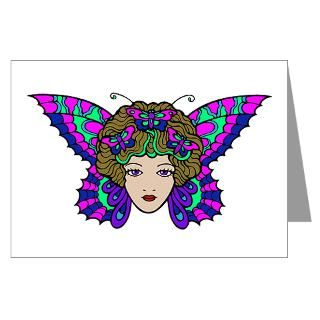Butterfly Girl Tattoo  Butterfly Girl Vintage Tattoo