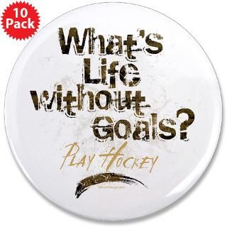 Life Without Goals (hockey)  eBrush Design