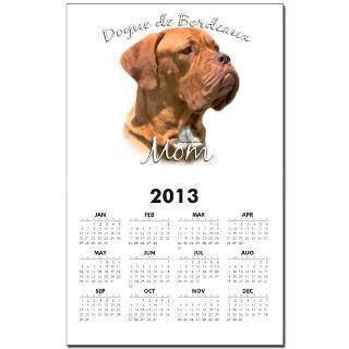 2013 Dogue De Bordeaux Calendar  Buy 2013 Dogue De Bordeaux Calendars