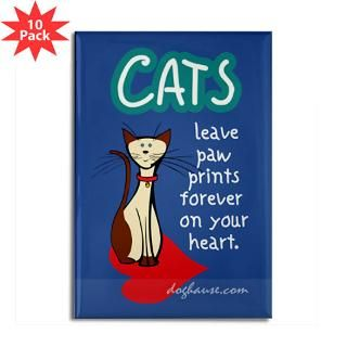 Cats Leave Paw Prints  Dog Hause Pet Shop Promoting Spay Neuter
