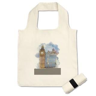 Big Ben Gifts  Big Ben Bags  London Reusable Shopping Bag