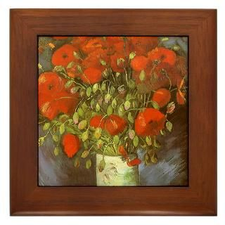 Van Gogh Framed Art Tiles  Buy Van Gogh Framed Tile