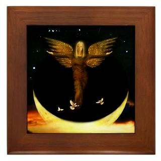 Angel #188 : Framed Tile > Framed Tiles > Angel Art by Eve