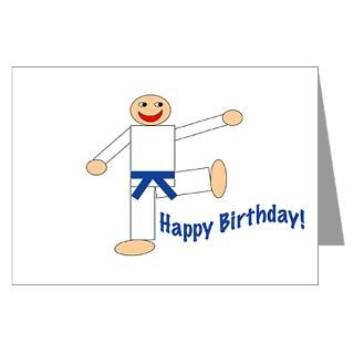 Karate Birthday Greeting Cards  Buy Karate Birthday Cards