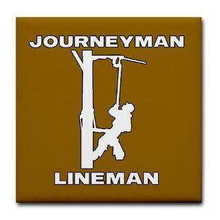 Journeyman Lineman Gifts & Merchandise  Journeyman Lineman Gift Ideas