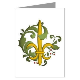 New Orleans Christmas Greeting Cards  Buy New Orleans Christmas Cards