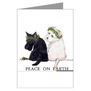 West Highland White Terrier Greeting Cards  Buy West Highland White