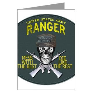 Army Ranger Greeting Cards  Buy Army Ranger Cards