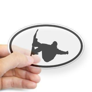 Snowboarding Stickers  Car Bumper Stickers, Decals