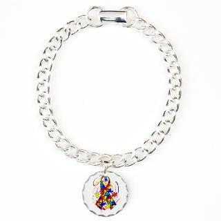 Autism Awareness Bracelets  Autism Awareness Bracelet Charm Designs