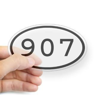 907 Stickers  Car Bumper Stickers, Decals