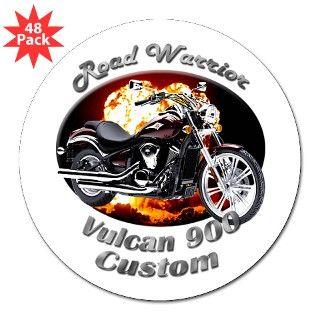 900 Gifts  900 Bumper Stickers  Kawasaki Vulcan 900 Custom 3 Inch