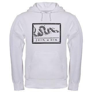 Join Or Die Hoodies & Hooded Sweatshirts  Buy Join Or Die Sweatshirts