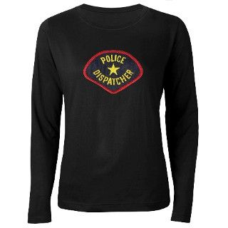 911 Gifts  911 Long Sleeve Ts  Police Dispatcher Womens Long