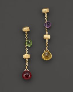 Marco Bicego Paradise Collection 18 Kt. Yellow Gold Earrings