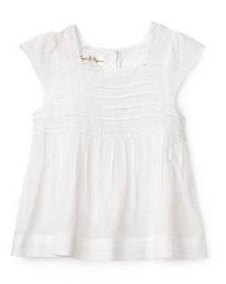 Blouse Infant Girls Ruffle Top   Sizes 3 36 Months