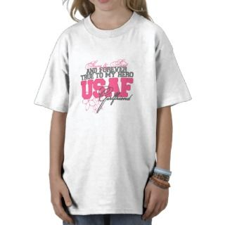Kids Air Force T Shirts, Infant & Baby Air Force Shirts, Tees