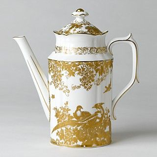 Royal Crown Derby Gold Aves