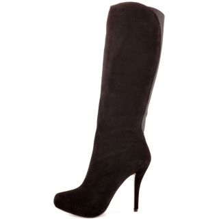 Enzo Angiolinis Black Yabbo   Black Suede for 129.99