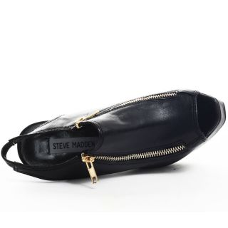 Zip Up Shoe   Black, Steve Madden, $118.14