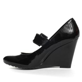 Melissa Wedge   Black, BCBGirls, $49.99,