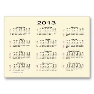 Calendar by Month
