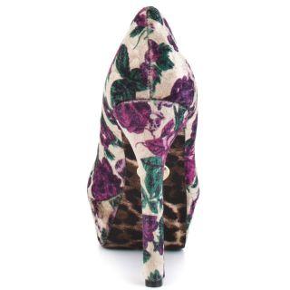 Diskko   Purple Multi, Betsey Johnson, $129.99,