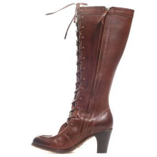 Fiona Moc Tall   Copper, Frye Shoes, $150.00